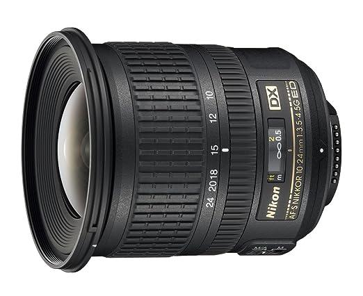 46 opinioni per Nikon Obiettivo Nikkor AF-S DX 10-24 mm f/3.5-4.5G ED, Nero [Versione EU]