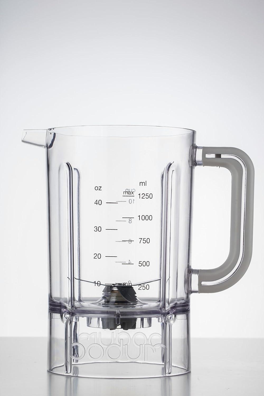 Bodum - Bistro 1,25 l blender - blanco: Amazon.es: Hogar