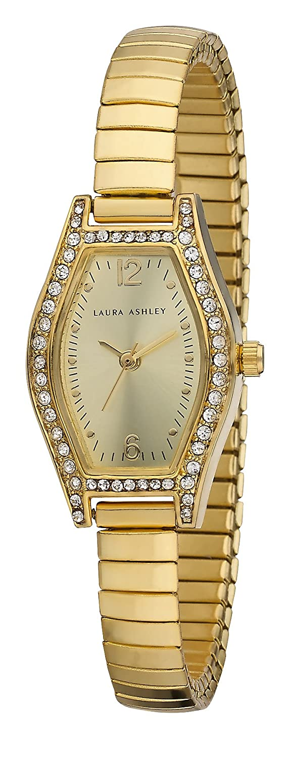 Laura Ashley Damen-Armbanduhr LA31010YG