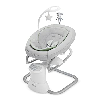 Graco, Soothe My Way Swing with Removable Rocker, Madden