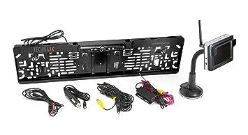 Entfernungsmessung Mit Funk : Technaxx funk rückfahrkamera system mit monitor ip