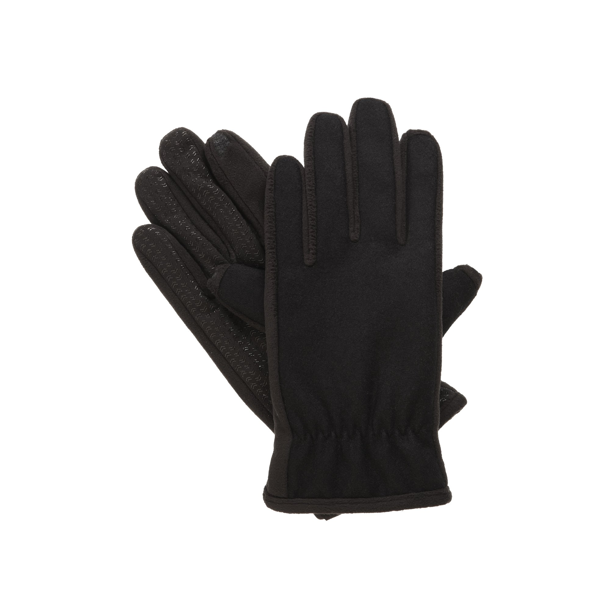ISOTONER SmarTouch Wool Back Glove w/DTM Embroidery (THERMAflex)
