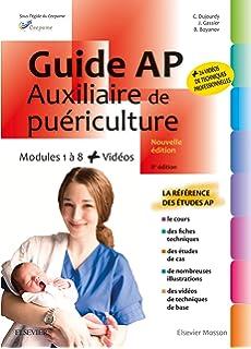 Amazonfr Guide Ap Auxiliaire De Puériculture Modules 1 à 8