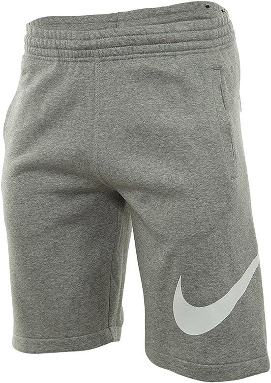 Nike Mens Club Exploded Swoosh Shorts