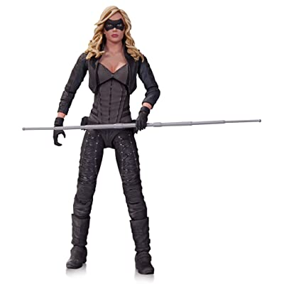 DC Collectibles Arrow Canary Action Figure: Toys & Games