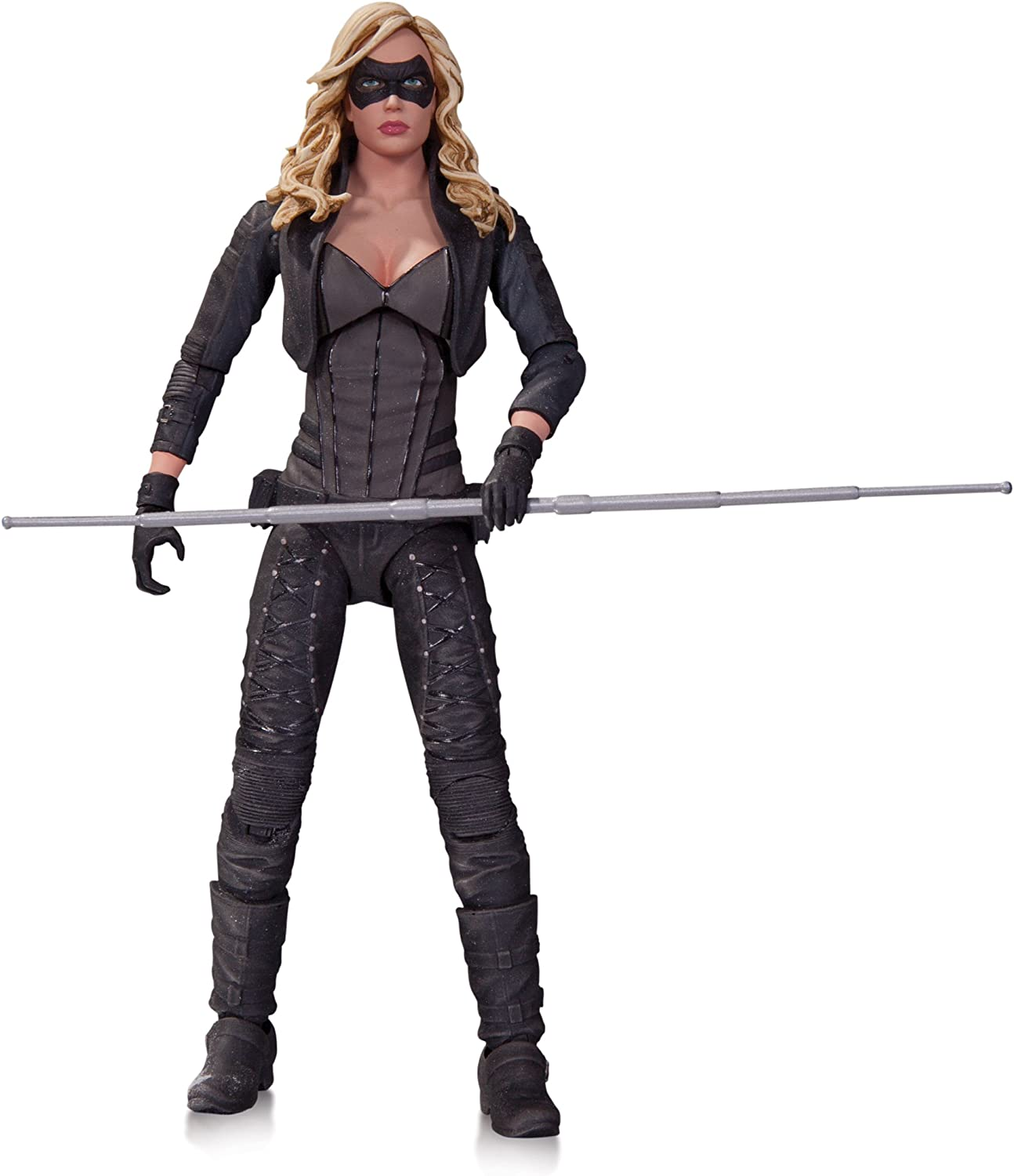 Arrow Tv Series Black Canary Action Figure Dc Collectibles