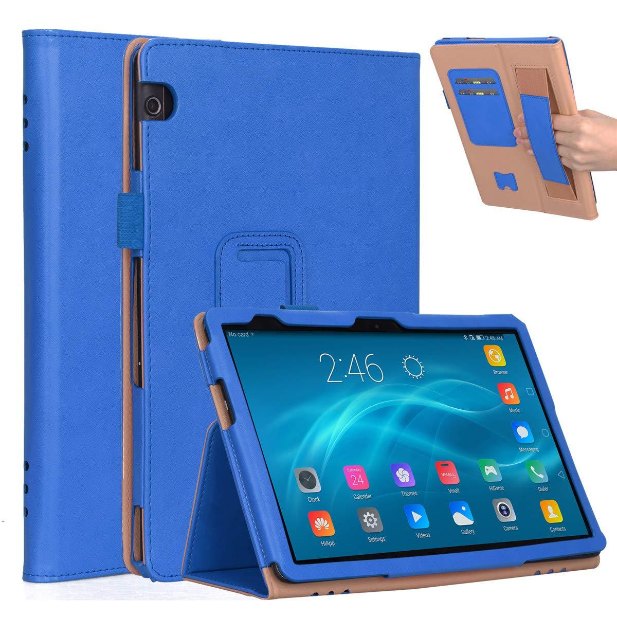 Amazon com: ANGELLA-M Huawei MediaPad T5 10 Case, Premium PU