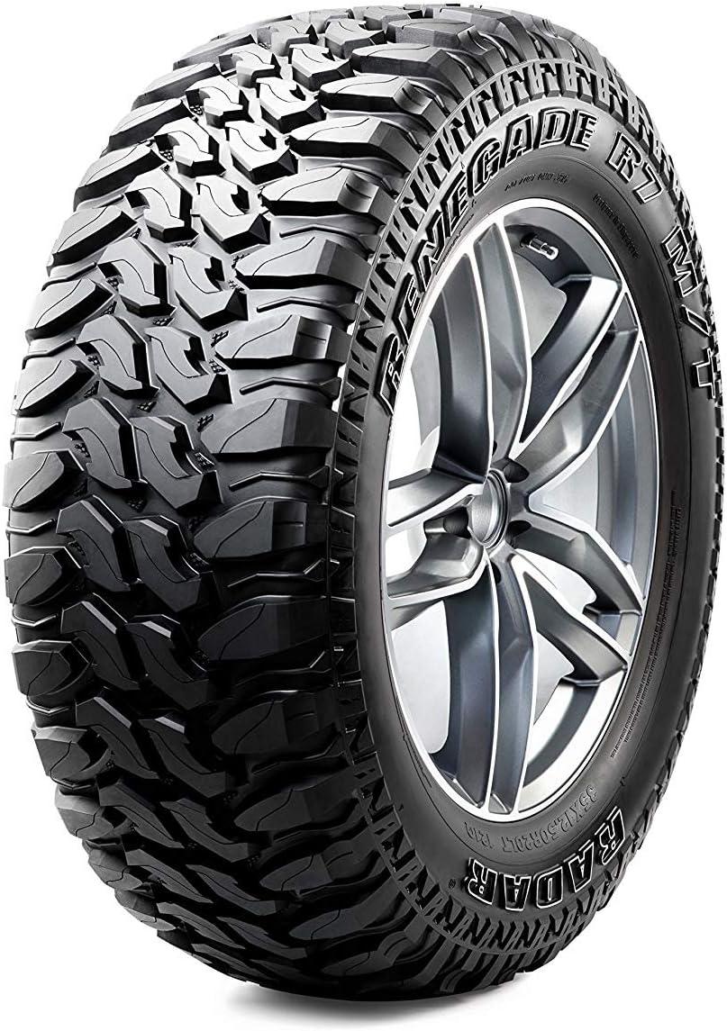 Radar Tires Renegade R-7 All-Terrain Radial Tire 33X12.50R22LT 109Q