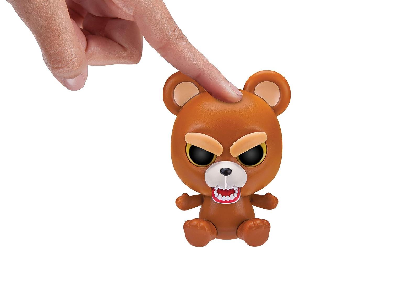 Feisty Pets 4 Figure Sir-Growls-A-Lot Bear Jazwares 99723