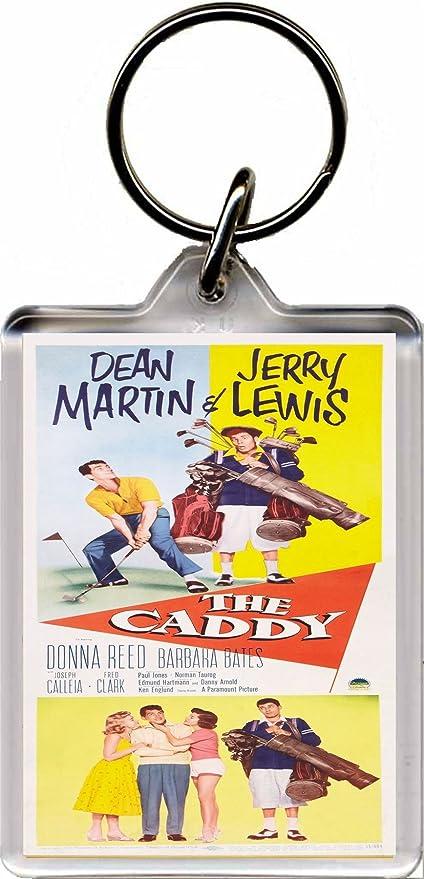 Dean Martin y Jerry Lewis - el Caddy - Llavero D: Amazon.es ...
