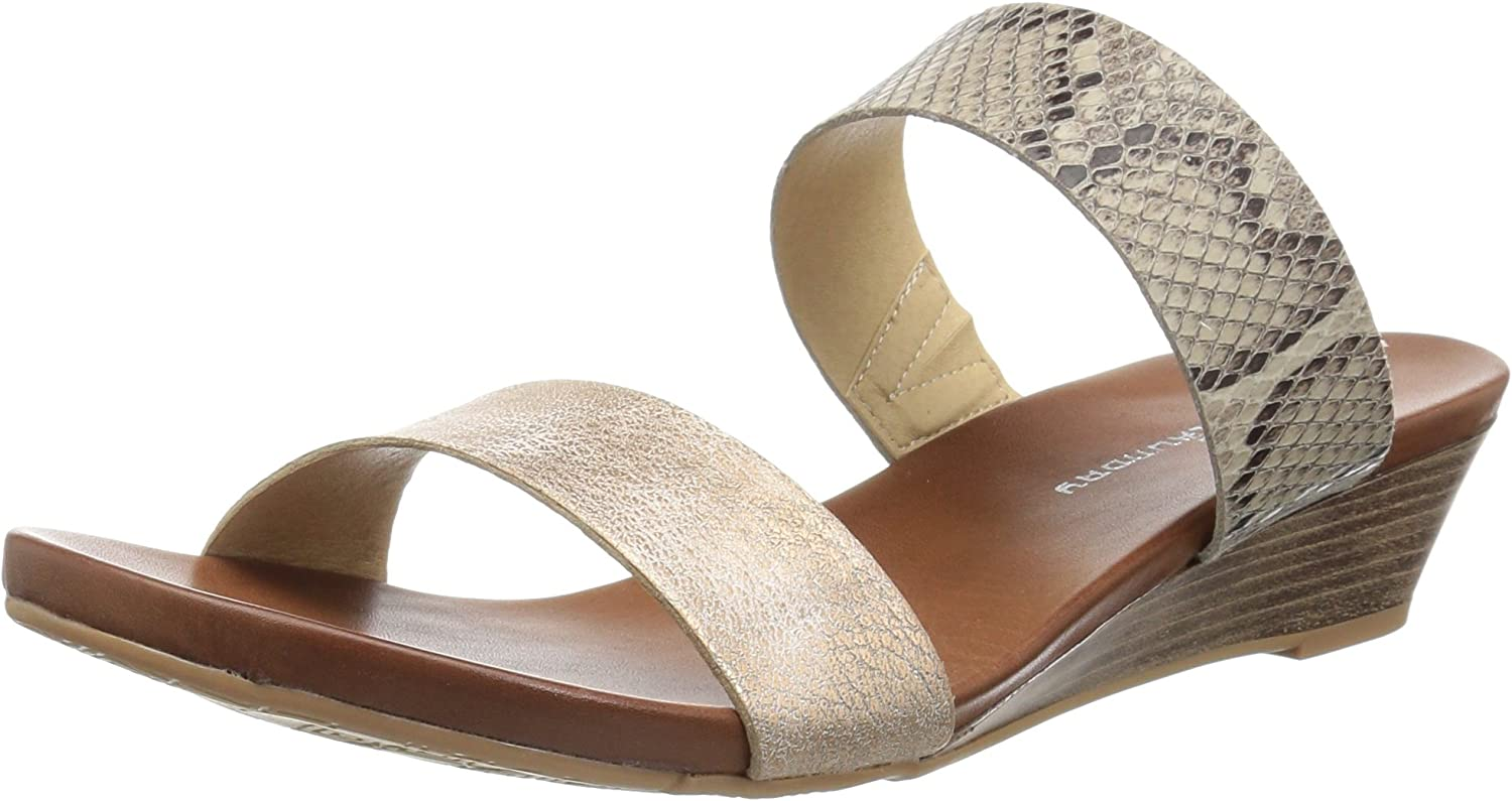 CL by Chinese Laundry Women's Aneesa Wedge Sandal