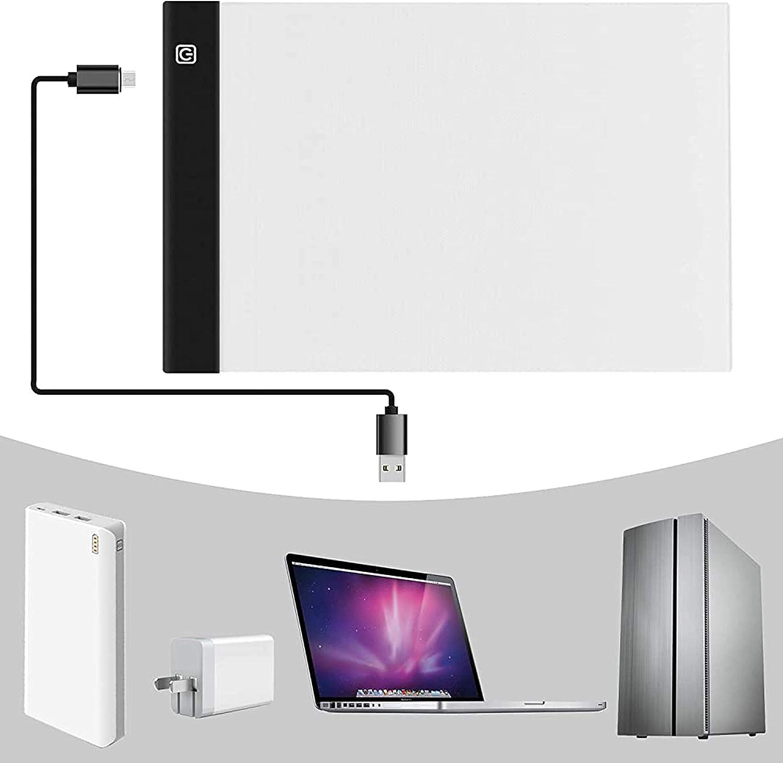 Camera & Photo A3 Animation A3 Ultra-Thin Portable LED Light Box ...
