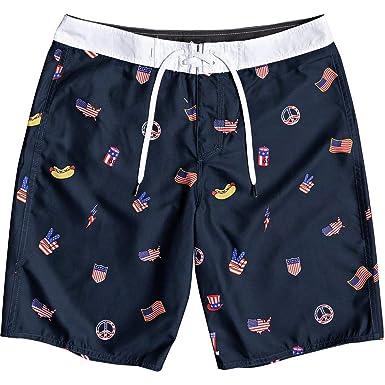 44f6cf1465 Amazon.com: Quiksilver Men's Everyday Hot Dog 20 Boardshort Swim Trunk:  Clothing