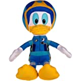 Disney Mickey Roadster Racers Donald Duck Plush Toy Soft Stuffed Doll 12 Inch