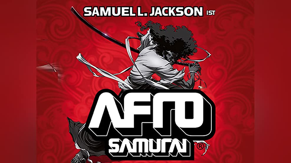 Afro Samurai (Folge 1 - 5)