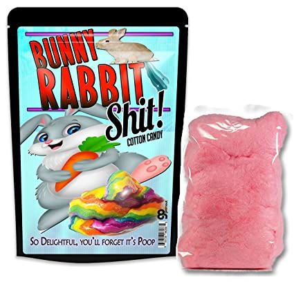 Amazon bunny rabbit shit cotton candy cotton candy gag gifts bunny rabbit shit cotton candy cotton candy gag gifts funny easter basket for adults negle Image collections