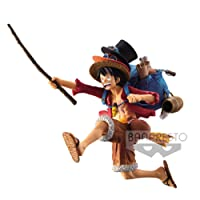 Banpresto One Piece Prize, Red/Blue/Black