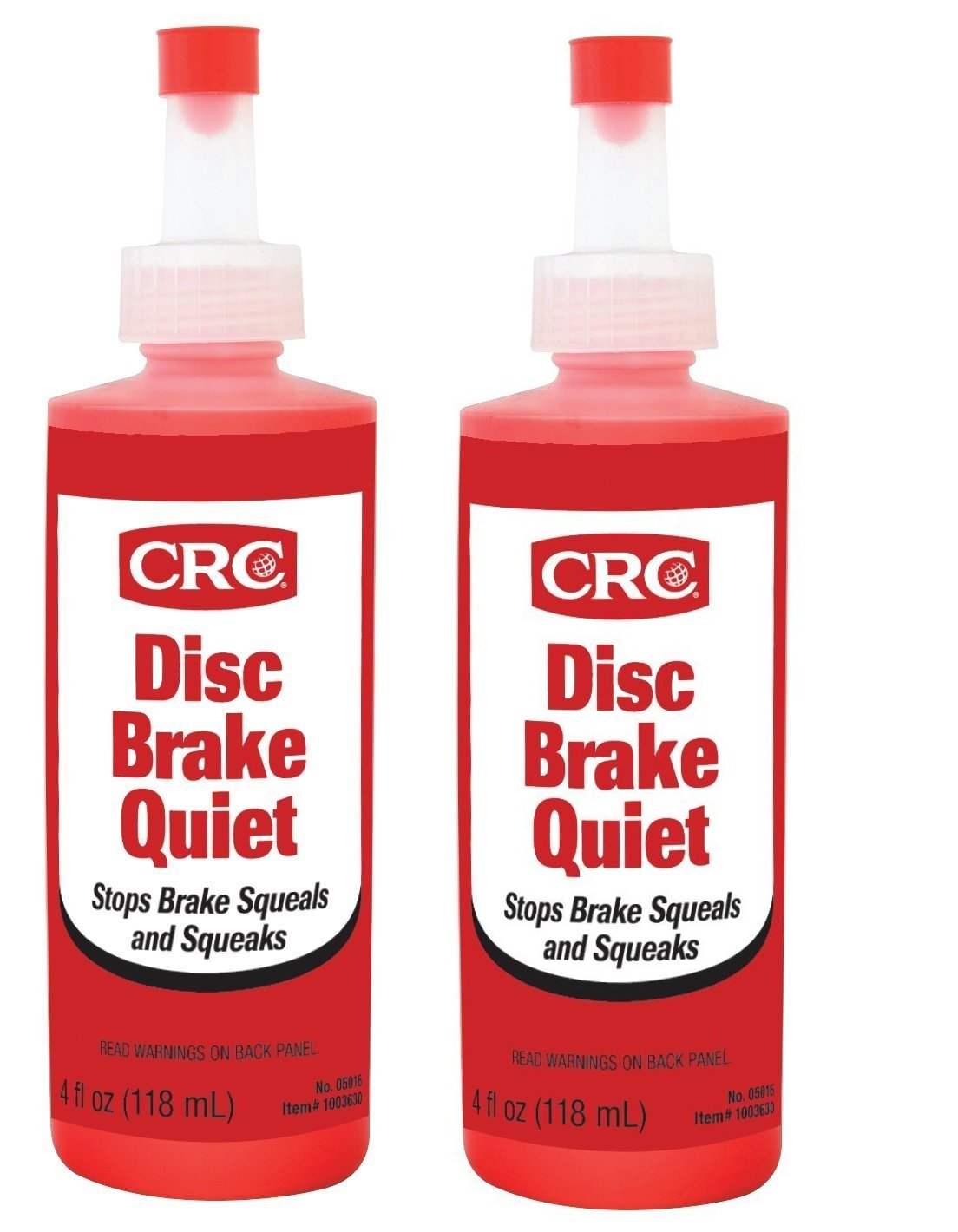 CRC Disc Brake Quiet 05016, 4 Fl Oz (2)