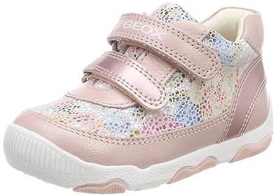 Geox Kids BALU Girl 9 First Walker Shoe
