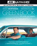 Green Book [4K Ultra HD + Blu-ray + Digital] (Bilingual)
