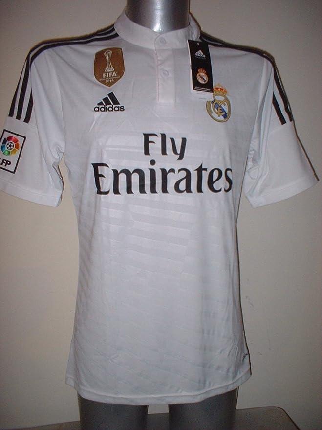 adidas Real Madrid Jersey tamaño Mediano M Christiano ...