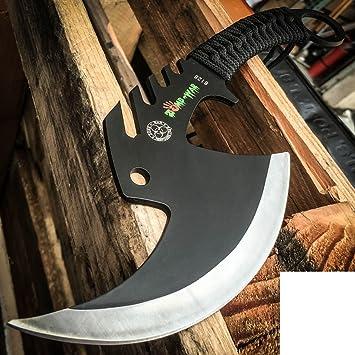 Tactical Tomahawk Hacha para lanzamiento hacha cuchillo de ...
