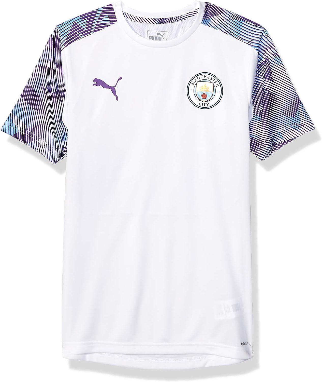PUMA Men's Manchester City Official Training Jersey