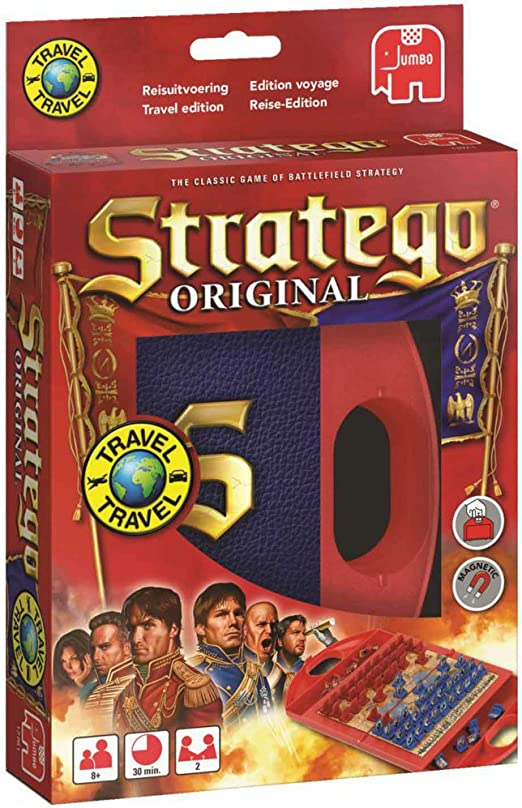 Jumbo Spiele 12761 Stratego Travel - Juego de Mesa de Estrategia ...