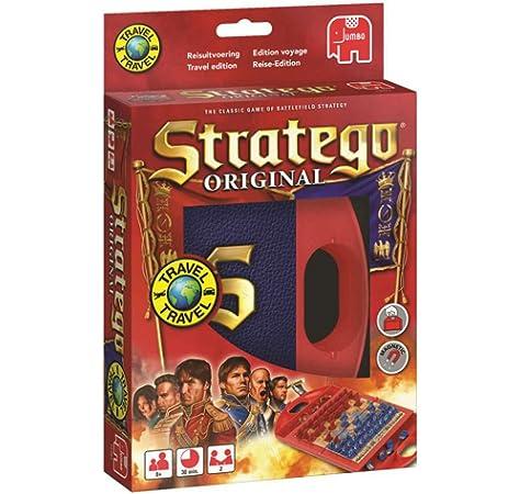 Stratego Original Niños y Adultos Estrategia - Juego de Tablero (Estrategia, Niños y Adultos, 45 min, Niño, 8 año(s), Original): Amazon.es: Juguetes y juegos
