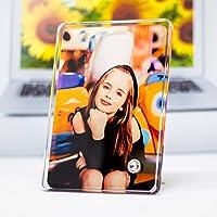 P&L Art Custom Photo Print Glass Frames (7x5 Inch)