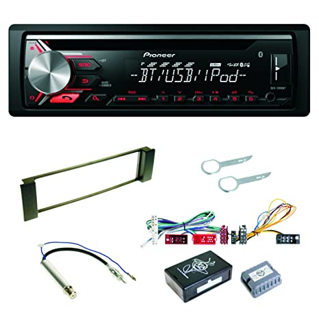 Juego completo de Audi A3 8L A6 4B Pioneer 3900bt USB CD MP3 Radio de coche