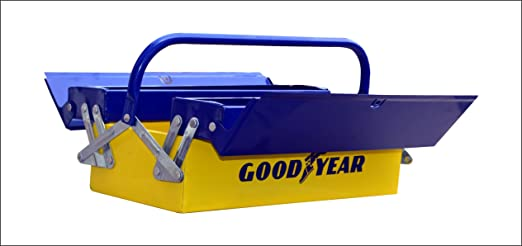 Goodyear Toolbox Cabinets - 3 Compartment