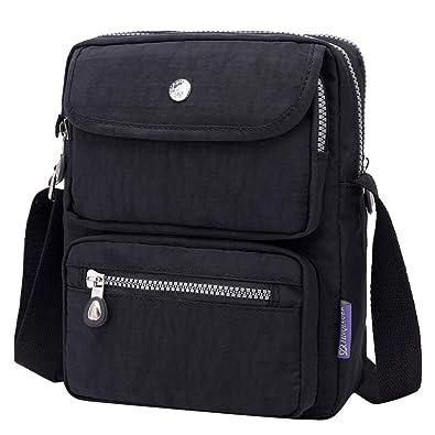 60052c27a9f5 Womens Ladies Canvas Backpack Shoulder Book School Bag Travel Rucksack  Satchel