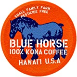 Farm-fresh: 100% Kona Coffee, Single Serve for 2.0 Keurig K-Cup Brewers, 10 Count, Full-City Roast