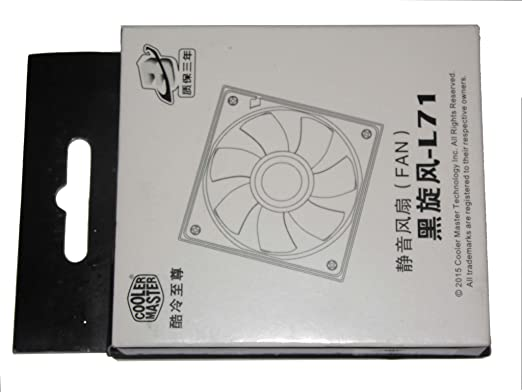10pcs//Lots Cooler Master 7cm A7015-29RB-3AN-F1 DF0701512RFMN E255988-CF 12V 0.22A 3Wire Computer Case Fan,L71 Cooling Fan
