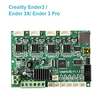 Amazon.com: Ender 3 Creality Original Replacement Mainboard