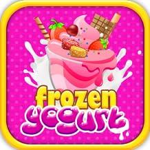 Fabricante de iogurte congelado - Máquina de Frozen Yogurt - Froyo fabricante de iogurte Jogos para Meninas grátis