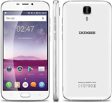 DOOGEE X9 Pro - Smartphone Libre 4G LTE (Pantalla 5.5