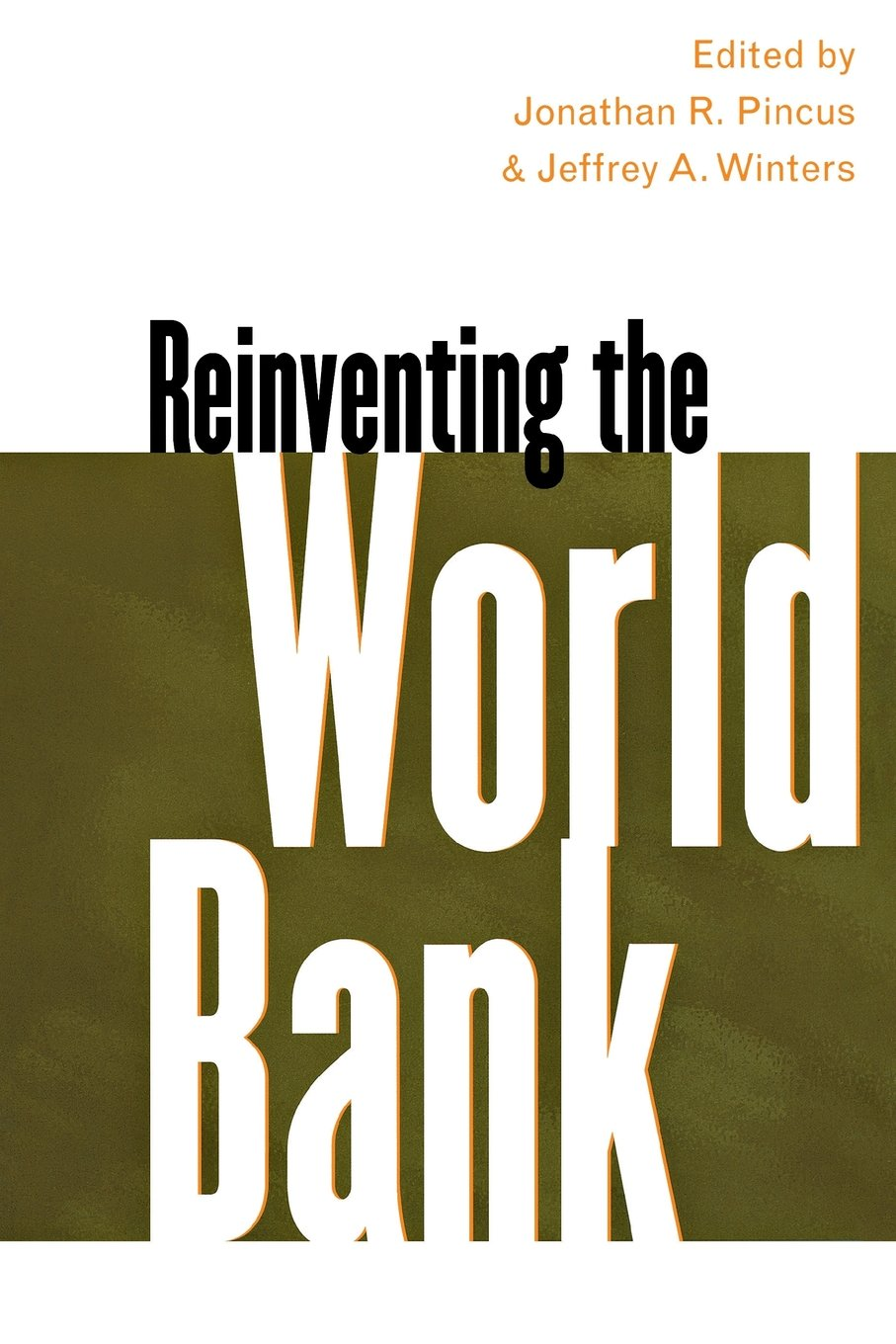 Read Online Reinventing the World Bank PDF