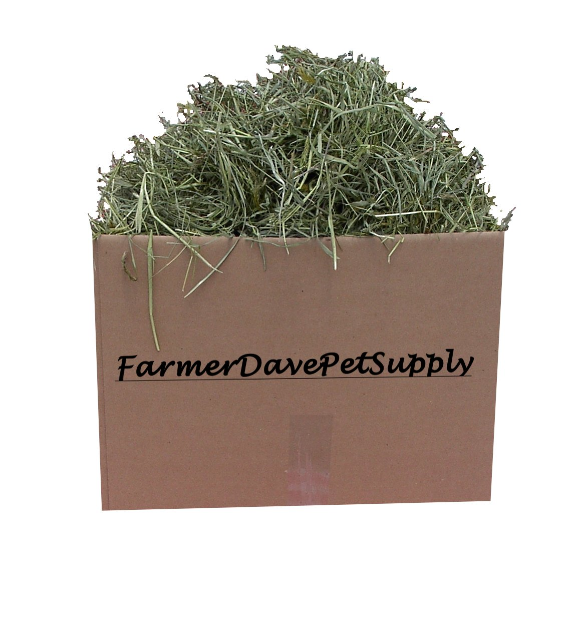 FarmerDavePetSupply 10 Lb Spring Medley Hay, Rabbit and Bunny Hay
