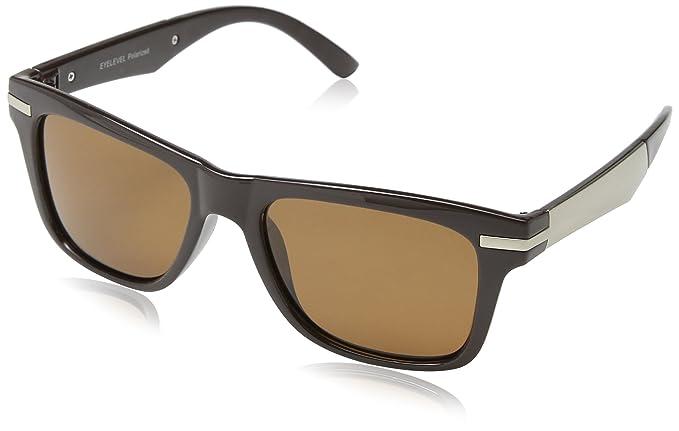 Eyelevel Unisex Sonnenbrille Oceana, Braun-Braun, onesize