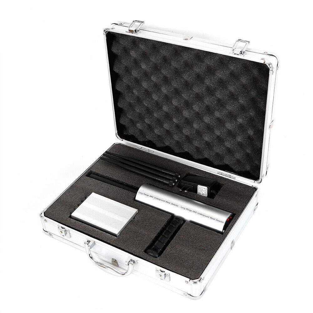 Amazon.com : Metal Gold Detector Handhold AKS Scanner Finder Silver Copper Advanced Probe Receiver Launcher 3D Professional Long Range Diamond Finder ...