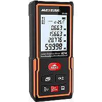 Meterk 196 Ft M/In/Ft Laser Distance Measure