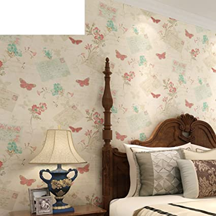 American Wallpaper Bedroom Guest Restaurant Study Background Wall