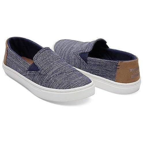 TOMS Tiny Luca, Zapatillas sin Cordones Unisex Niños: Amazon.es: Zapatos y complementos