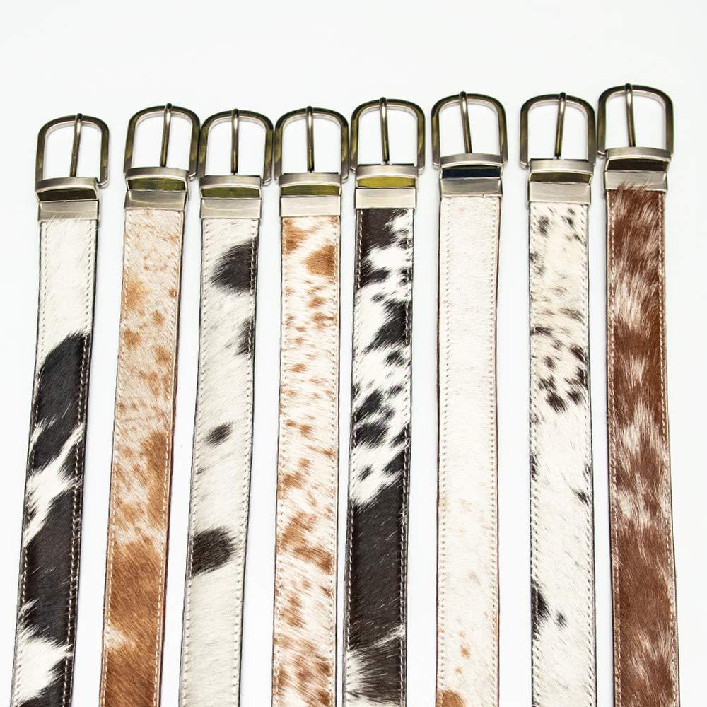 cowhide genuine leather belts