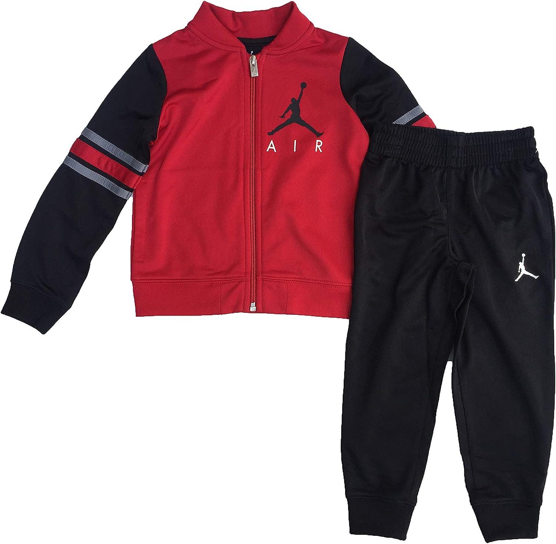 Nike Air Jordan Boys Tricot 2 Piece Tracksuit Jacket /& Pants Set