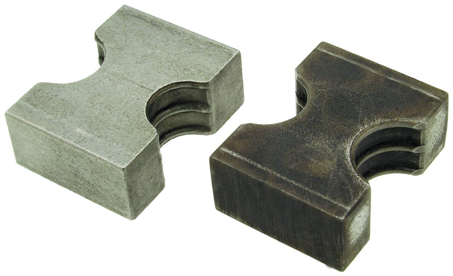Amflo 856-1 Hardened Steel Die Block Set for Hose Crimping Tool - 5/8'', 1 Pack by Amflo (Image #1)