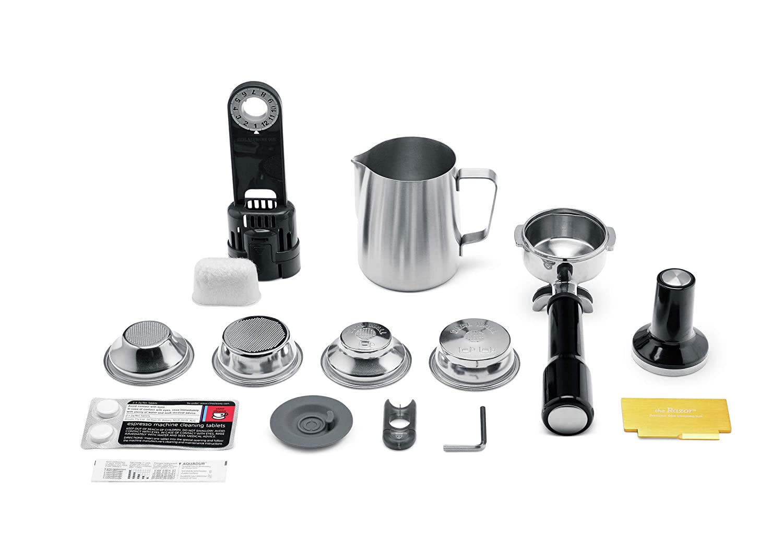 Amazon.com: Breville Duo Temp Pro máquina de espresso ...