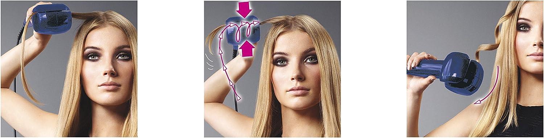 BaByliss Fashion Curl C905PE - Rizador para el pelo automático con ...